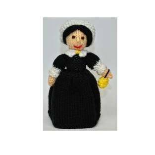 Makerist - Florence Nightingale Doll - DK Wool - 1