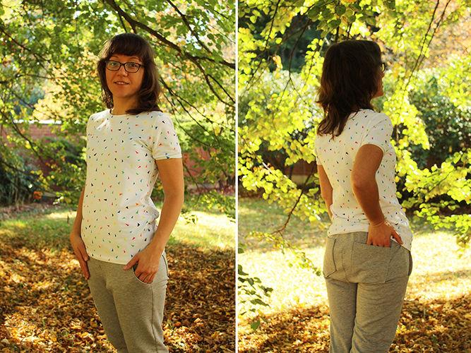 Makerist - Basic Shirt Ellie - Nähprojekte - 1