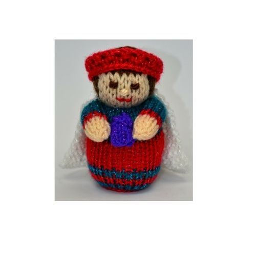 Makerist - Nativity King Doll - DK Wool - Knitting Showcase - 1