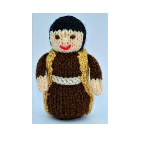 Makerist - Joseph Nativity Doll - DK Wool - Knitting Showcase - 3