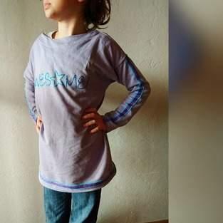 Makerist - Oversizeliebe Kids von Jojolino  - 1