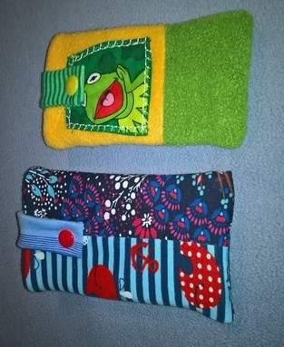 Makerist - Handy Taschen - 1