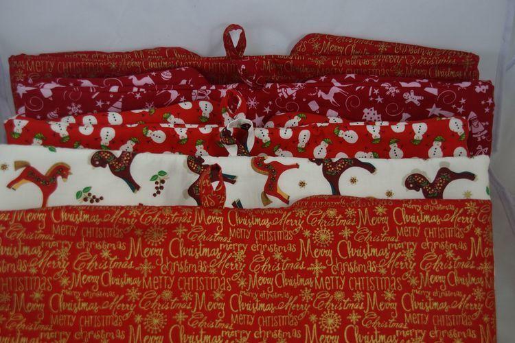 Makerist - Ofenhandschuhe und Backmischung - Nähprojekte - 2