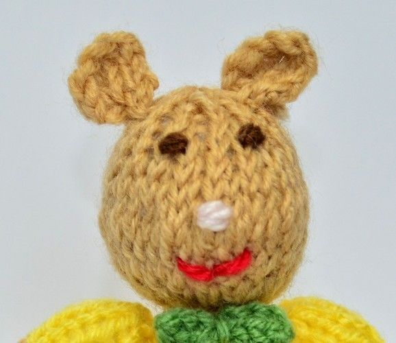 Makerist - Victorian Mouse - DK Wool - Knitting Showcase - 2