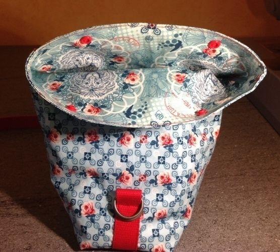 Makerist - Lunchbag aus Wachstuch - Nähprojekte - 3