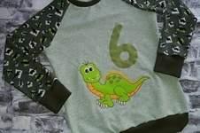 Makerist - Dino auf GeburtstagsShirt - 1