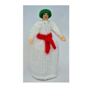 St. Lucia Peg Doll - DK Wool