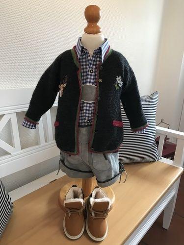 Makerist - Trachten Jankerl Jungen 2-3 Jahre  - Häkelprojekte - 2