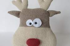 Makerist - Reindeer Cushion - 1