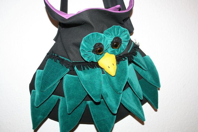 Makerist - Eulentasche für das Kind  - Nähprojekte - 1
