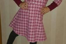 Makerist - Velours Kuschel-Kleid - 1