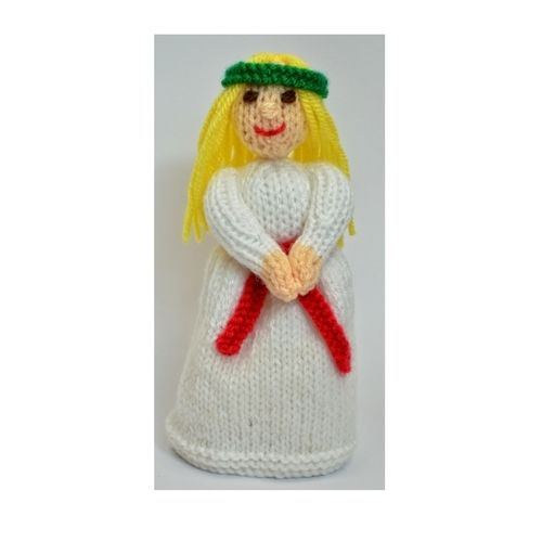 Makerist - St. Lucia Doll - DK Wool - Knitting Showcase - 1
