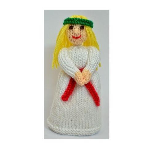 Makerist - St. Lucia Doll - DK Wool - Knitting Showcase - 1