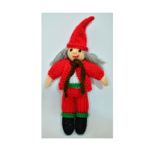 Makerist - Christmas Elf - DK Wool - Knitting Showcase - 3