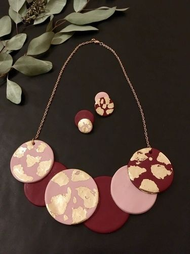 Makerist - FIMO // Gold - DIY-Projekte - 1