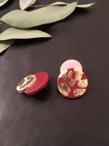 Makerist - FIMO // Gold - DIY-Projekte - 2