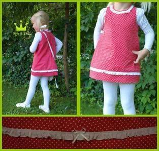 Kleid ADA Mini von So! Pattern