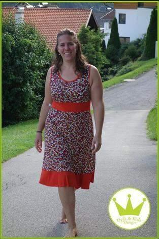 Sun-Day-Dress von Paulina näht