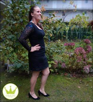 Rain-Day-Dress von Paulina näht