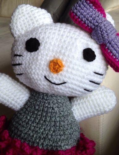 Makerist - Häkel-Kitty  - Häkelprojekte - 2