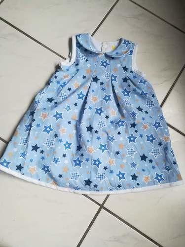 Makerist - Kleid Rosentanz aus Webware ohne Ärmel - Nähprojekte - 1