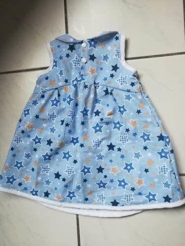 Makerist - Kleid Rosentanz aus Webware ohne Ärmel - Nähprojekte - 2