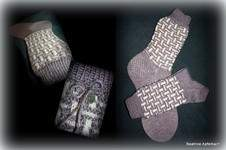 """Makerist - Socken """"Socktober 3"""" - 1"""