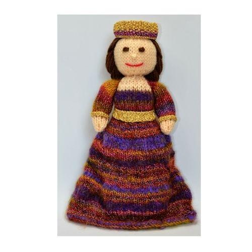 Makerist - Byzantine Empress - DK Wool - Knitting Showcase - 1