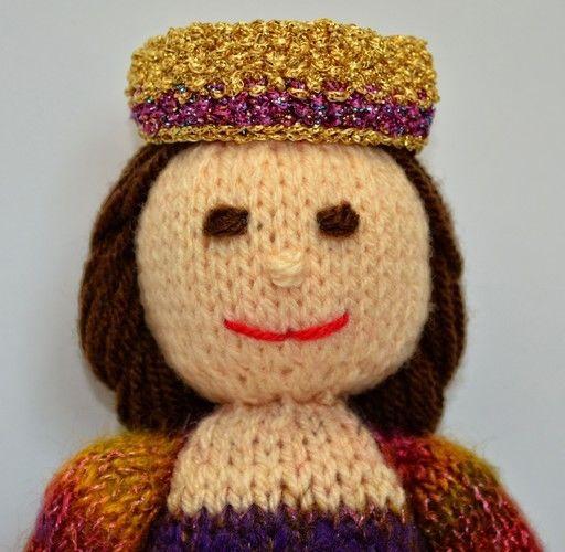 Makerist - Byzantine Empress - DK Wool - Knitting Showcase - 2