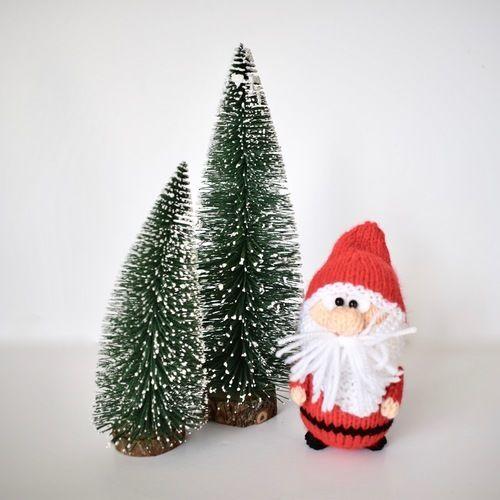 Makerist - Santa Rudolph and Robin - Knitting Showcase - 1