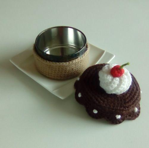 Makerist - S.A.M. a dit... c'est du gâteau ! - Créations de crochet - 2