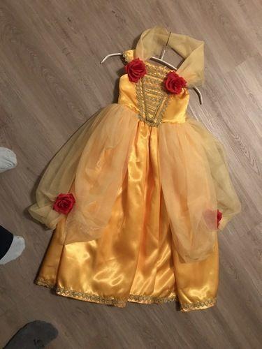 Makerist - Bellekleid aus gelben Satin. Gemacht für Tochter einer Freundin  - Nähprojekte - 1