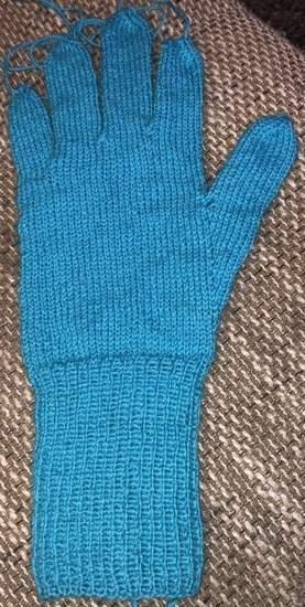 Makerist - Fingerhandschuhe für mein Freundin  - 1