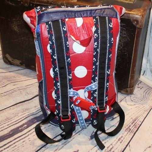 Makerist - Der Rucksack Piro Pack von rosaDIY.de  - Nähprojekte - 2