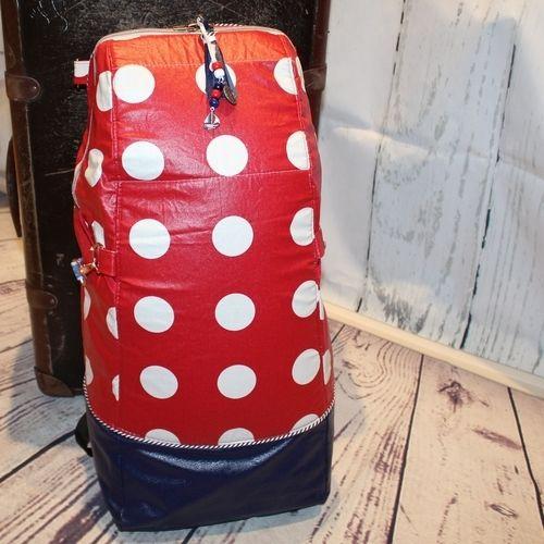 Makerist - Der Rucksack Piro Pack von rosaDIY.de  - Nähprojekte - 3