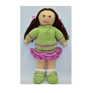 Makerist - Jemima January Rag Doll - DK Wool - 1