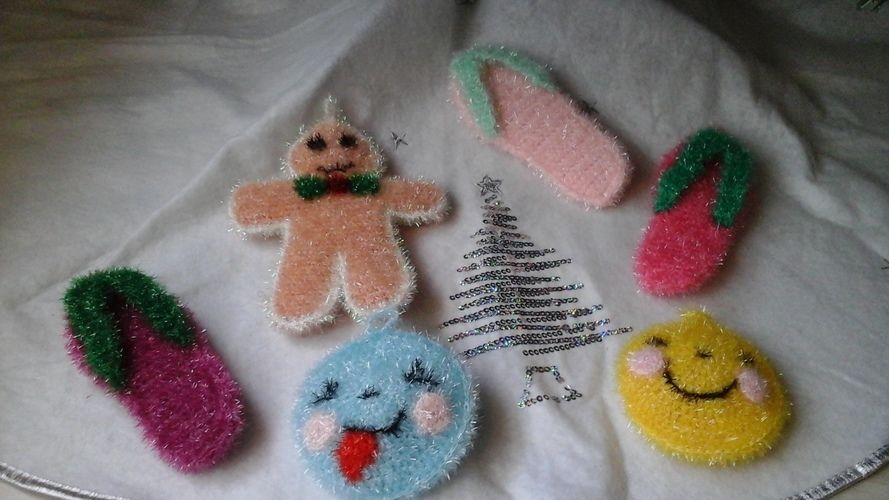 Makerist - Éponges au crochet - Créations de crochet - 1