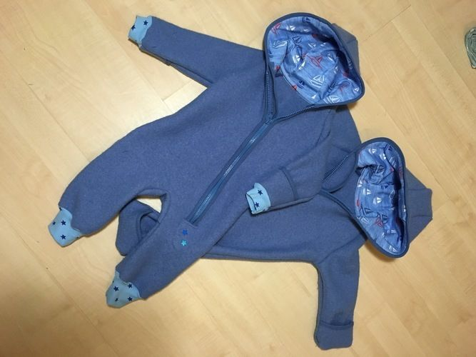 Makerist - Wintersuit, Overall für die Kleinen, Kid5  - Nähprojekte - 1