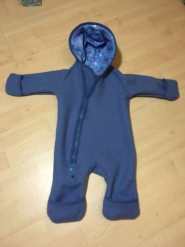 Makerist - Wintersuit, Overall für die Kleinen, Kid5  - Nähprojekte - 2
