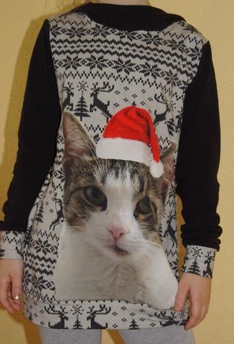 Makerist - Weihnachtspullover / Hoodie YOLI von Sara&Julez - Nähprojekte - 2