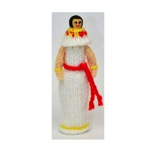 Makerist - Ancient Egyptian Peg Doll - DK Wool - 1