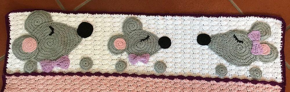 Makerist - Babydecke - Häkelprojekte - 2