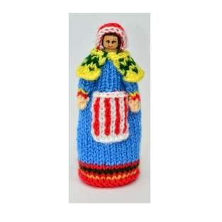 Makerist - Lapland Costume Peg Doll - DK Wool - 1