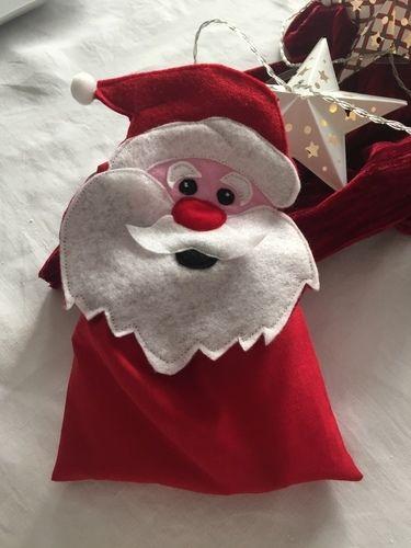 Makerist - Weihnachts-Geschenk-Verpackung aus Filz - Nähprojekte - 1