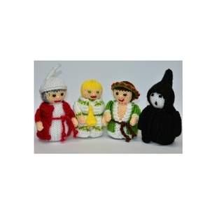 Makerist - A Christmas Carol Dolls - DK Wool - 1