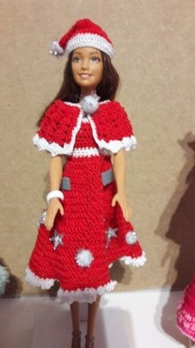 Makerist - Tenues pour Barbie  - Créations de crochet - 2