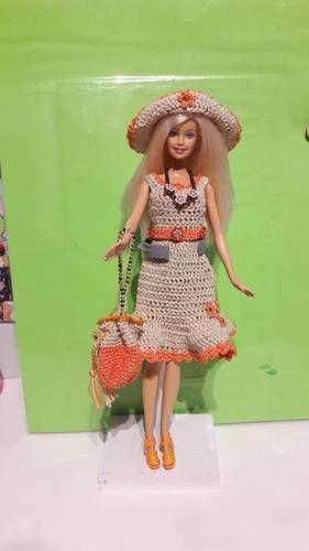 Makerist - Tenues pour Barbie  - Créations de crochet - 3