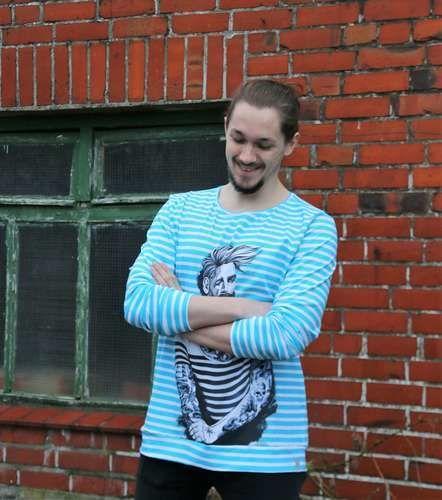 Makerist - Männershirt Miles - Nähprojekte - 1