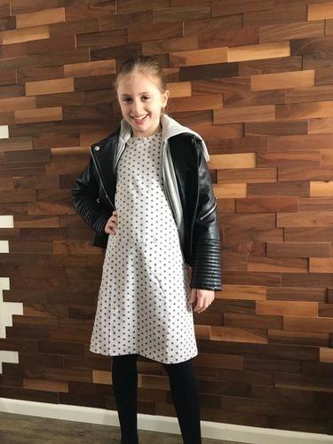 "Makerist - Sweat-Kleid ""Fanny""  - Nähprojekte - 1"