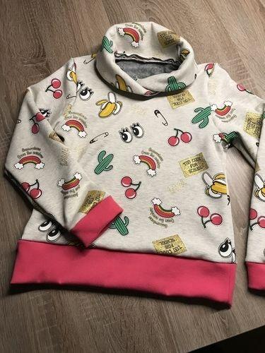 Makerist - Sweatshirt mit Kragen - Nähprojekte - 2